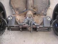 Center mount steering box