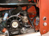 Porsched Barndoor 1953