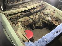1980 Rabbit pickup caddy