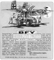 BFY ad from August, 1988 Hot VWs magazine