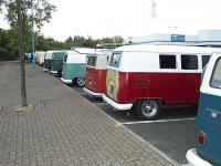 The Midlands Split Bus Meet (ENGLAND) 13/07/04