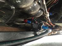 Oil cooler parts