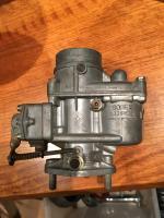 32 PCI Solex Carburettor