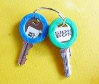 SF lost keys