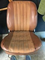 Can you help identify the year of these 356 seats?