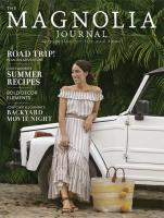 VW THING MAGNOLIA JOURNAL SUMMER ISSUE
