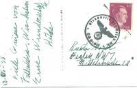 1938 kdf postcard