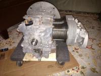 Motor coming along