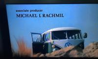 Deluxe Bus in Dead and Buried Film