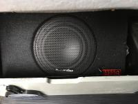 Stereo install Equip