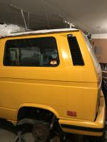 Vanagon perimeter lighting system