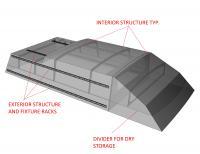 alumatop structure