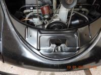1946 engine lid catch