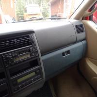 2001 Eurovan GLS with 1992 Eurovan Glovebox