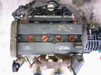 Zetec engine for Bostig conversion: Clean-up (before)