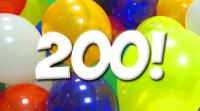 200 celebrate
