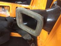 1970 Bus Door Duct Boot Rubber