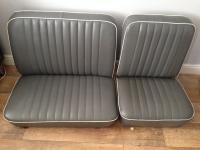 VW Split Seats