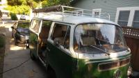Awning system, rebuild roof rack