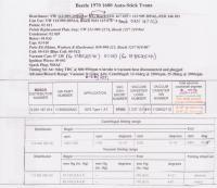 distributor work 1970 113905205AD