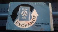 Engine Exchange Booklet Cover