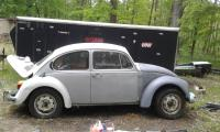 72 standard beetle, my resto project