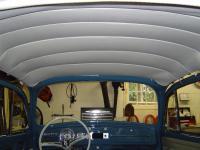 1965 Bug 7 Piece Headliner Install