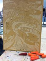 Printmaking Progress