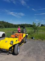 Buggy and Trailer