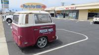Pierside Parts Bay Bus, Huntington Beach, CA