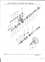 Thing Axle Assembly