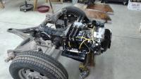 Engine - transmission combo