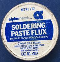 Soldering paste
