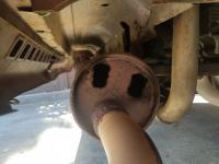 Muffler rust and holes