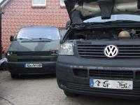 Eurovan Syncro modification