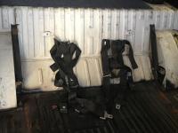 Tear bench seats
