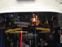 1993 manual transmission install