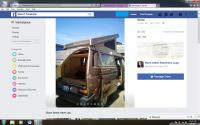 stolen vanagon found on facebook
