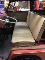 Matt Miller seat cover
