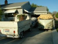 Several of my VW's