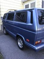 Vanagon after Accident