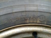 Continental Spare Tire