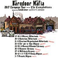 #Barndoormafia_Campbodians_2017tour