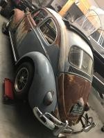 1959 Ragtop Patina Rustoration