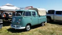 1962 Turquoise Double Cab