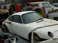 Porsche 993 GT2 clone Before and after