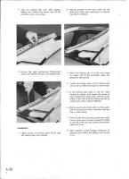 8.58 ragtop Sliding Roof Section of manual
