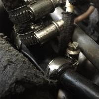 FI hose junction