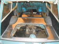 1968 Regatta Blue Squareback