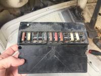 Later fuse box